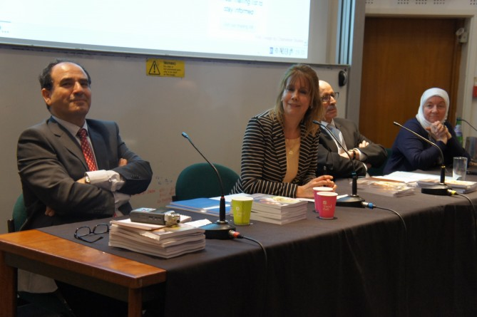 <p>Narratives of Conversion Research Report Launch, SOAS, May 2013</p>