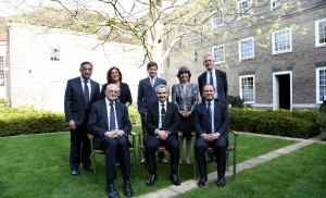 Prince Alwaleed Centers Convening at the University of Cambridge 6 May